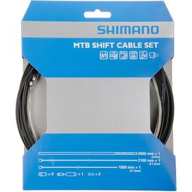 Shimano OT-SP41 Girkabel MTB, rustfri stål Svart